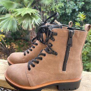 MIA Miles Faux Leather Bootie